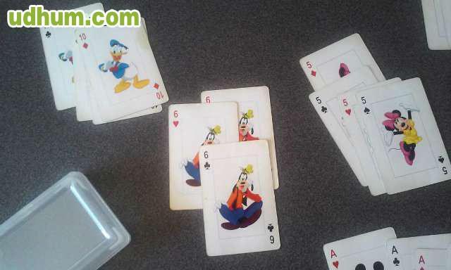 Poker disney