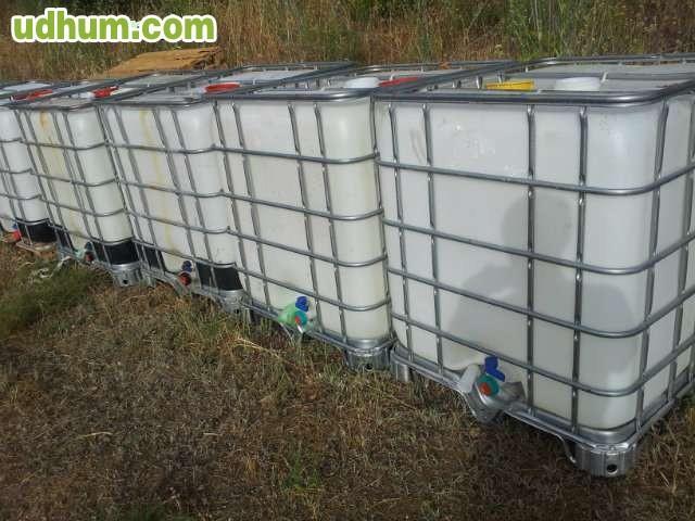 Depositos o bidones de 1000 litros 1 for Bidones de 1000 litros