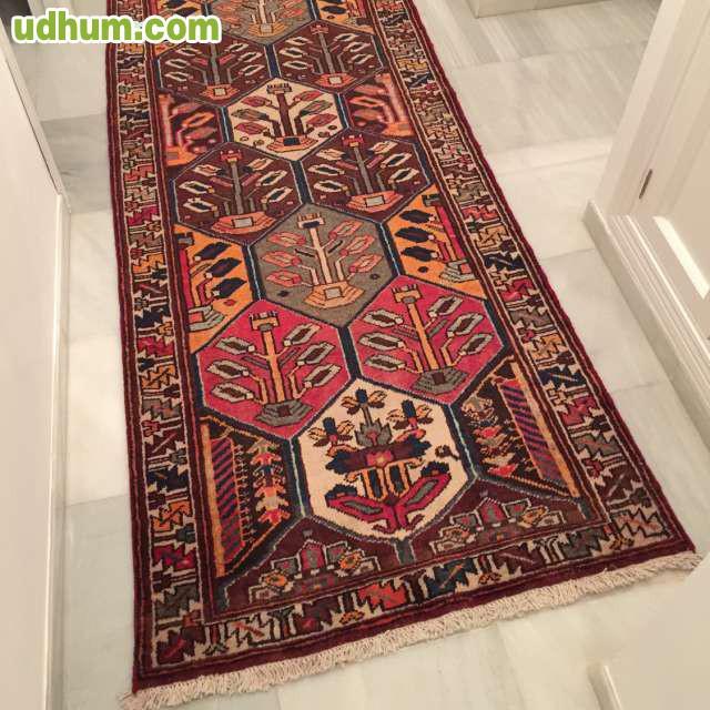 alfombra persa pasillo