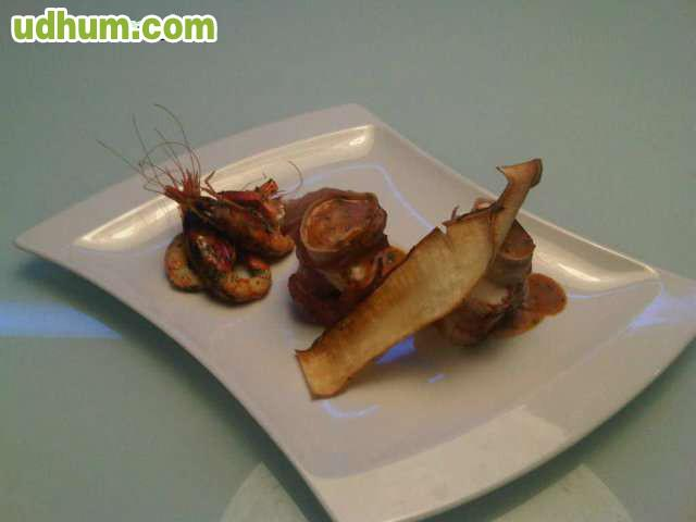 Chef jefe de cocina internacional for Cocina internacional