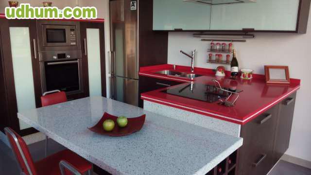 Mueble de cocina de exposici n for Exposicion de muebles de cocina