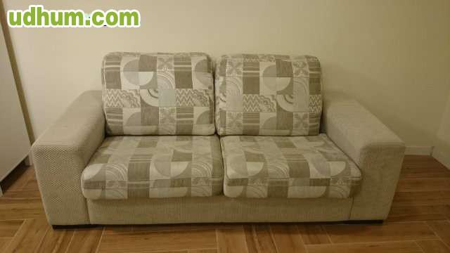 Sofa sillon tresillo 3 plazas y orejero for Sofas el tresillo