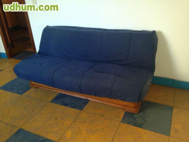 Sofa cama tipo libro 1 for Colchon sofa cama libro