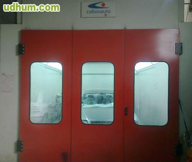 Cabina de pintura cabinauto ocasion - Venta de cabinas de pintura ...