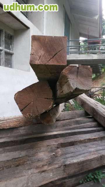 Vigas de madera antigua - Vigas de madera antiguas ...