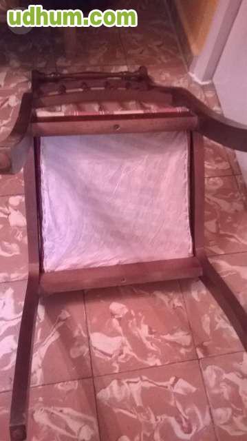 Oferta lote 6 sillas de madera for Oferta sillas madera