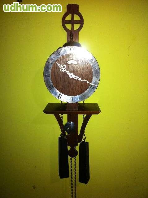 Reloj de pared antiguo 10 for Relojes de pared antiguos precios