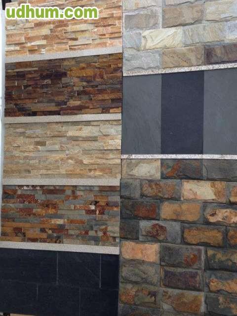 Paneles de piedra for Paneles para paredes interiores