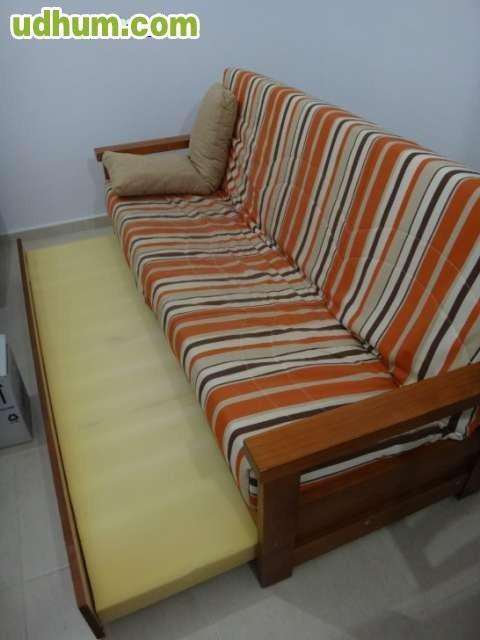 Sofa y sillon 1 for Sillon con colchon