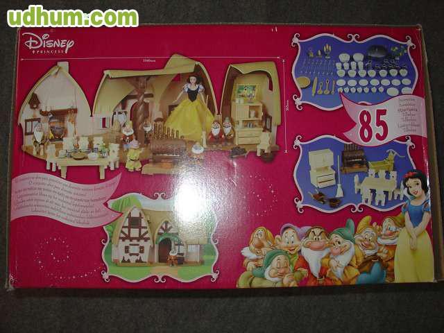 Casa de blancanieves y los 7 enanitos - Casa de blancanieves y los 7 enanitos simba ...