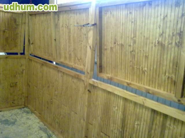 Fabricacion de casetas de madera 3 for Fabricacion de bares de madera