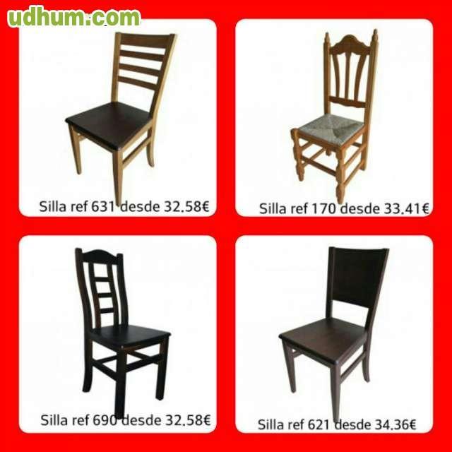 Sillas a precios de fabrica for Fabrica de sillones precios