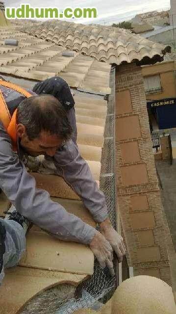 Montaje de canal n instalar canalones - Montaje de canalones ...