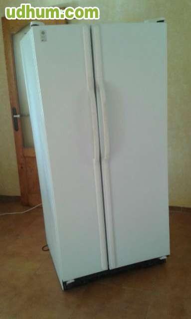 Nevera amricana doble puertas - Nevera doble puerta ...