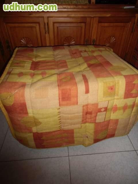 Puff convertible en cama nuevo - Puff convertible cama ...
