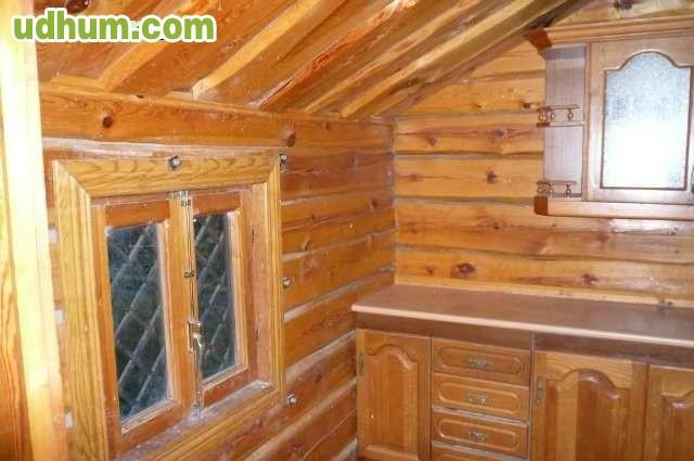 Casa de madera 26 for Vendo casa madera