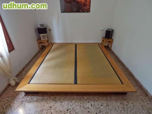 Matrimonio Bed Olympic : Tatami cama japonesa