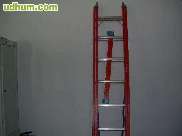 Escalera fiberplas 2 tramos ref 21299 for Escalera madera 2 tramos