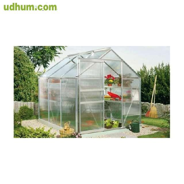Novedadd invernadero para su jardin - Invernaderos para jardin ...