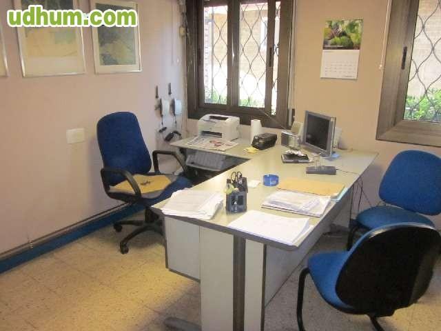 Oficina en venta en gran via for Material de oficina bilbao