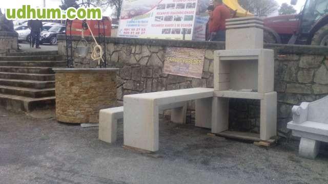Se vende barbacoa de granito for Como se vende el granito