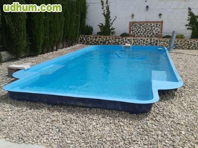 Paslpool piscinas de poliester 20 for Fabricantes piscinas
