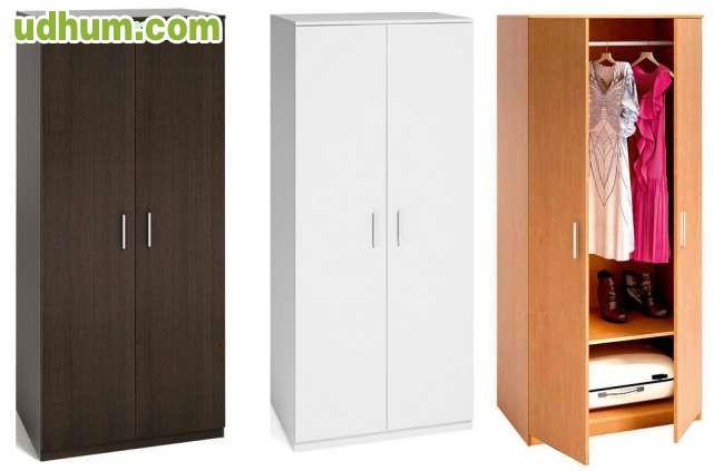 Armarios una o dos puertas nuevos - Armarios dos puertas ...