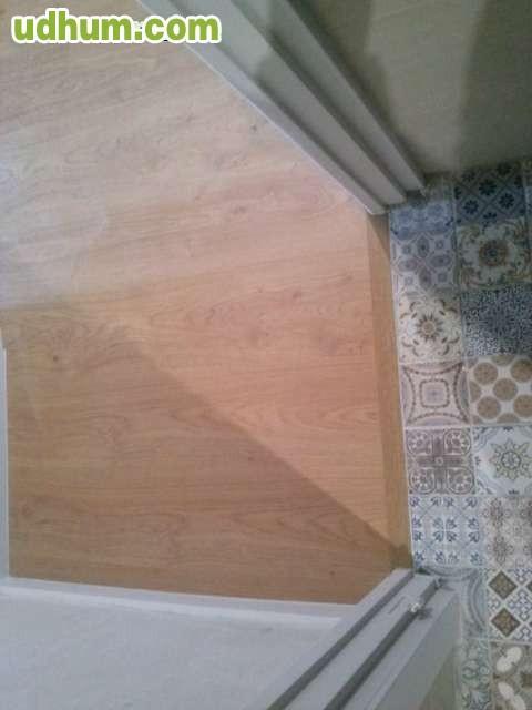 Colocacion tarima foltante parquet - Colocacion suelos laminados ...