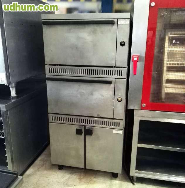 Horno cocina gas zanussi 80x80x170cm for Cocinas de gas ciudad
