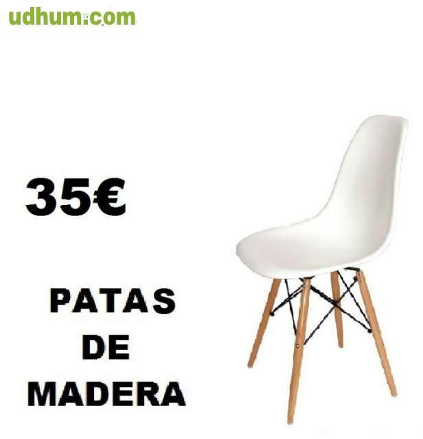 Todo en sillas de dise o clasica vintage for Sillas clasicas diseno