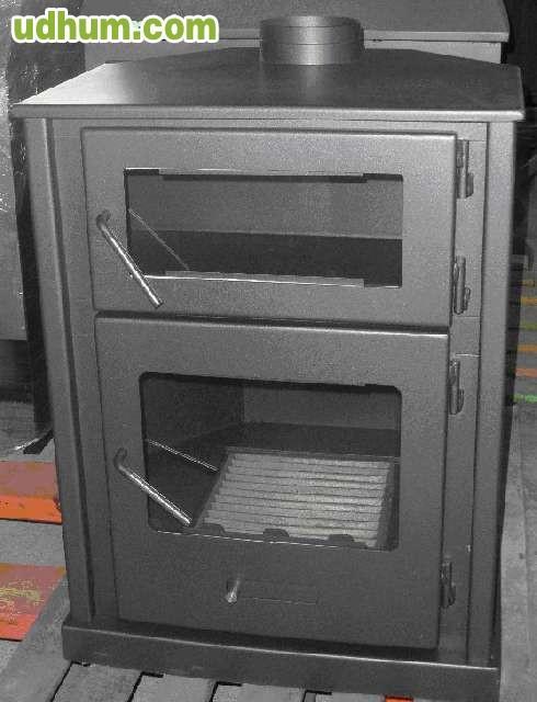 Barbacoas y hornos metalicos de le a - Medidas hornos de lena ...