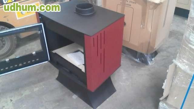 Estufa de le a para radiadores 21 kw - Estufa de lena para radiadores ...