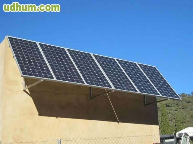 Placas solares baterias reguladores for Baterias placas solares