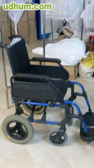 Vendo silla de ruedas 4 - Sillas de rueda de segunda mano ...