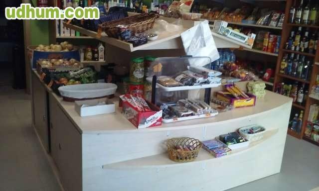 Isla estanteria para fruta y verduras - Estanterias para fruta ...