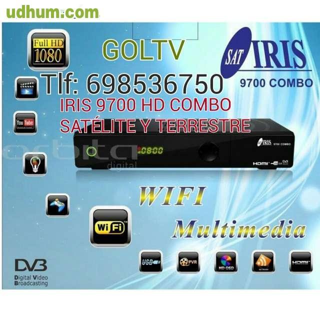 Antenista instalador iris 9900 hd 9700 - Antenista en barcelona ...