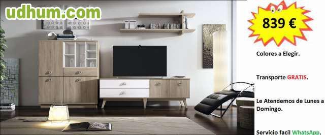 Mesas tv de dise o calidad precio for Muebles ledesma