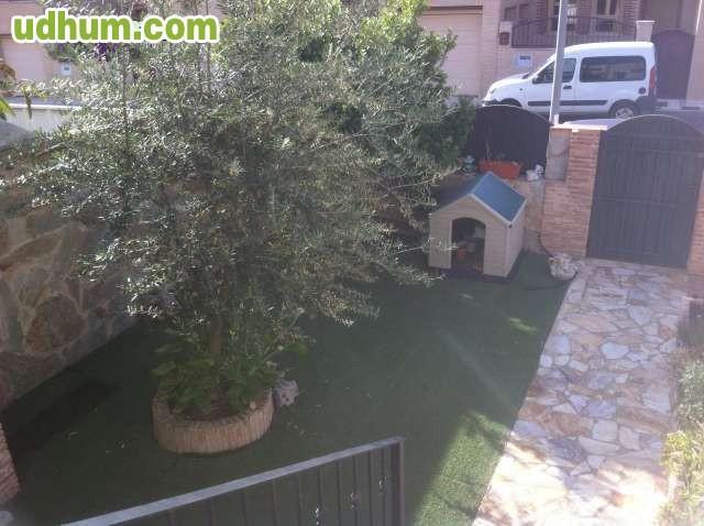 Urb ciudad jardin amapola 4 for Casas en ciudad jardin malaga