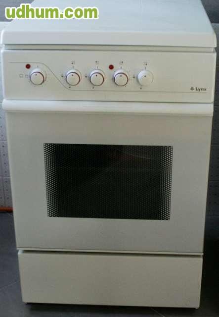 Cocina mixta horno el ctrico for Hornos de cocina electricos