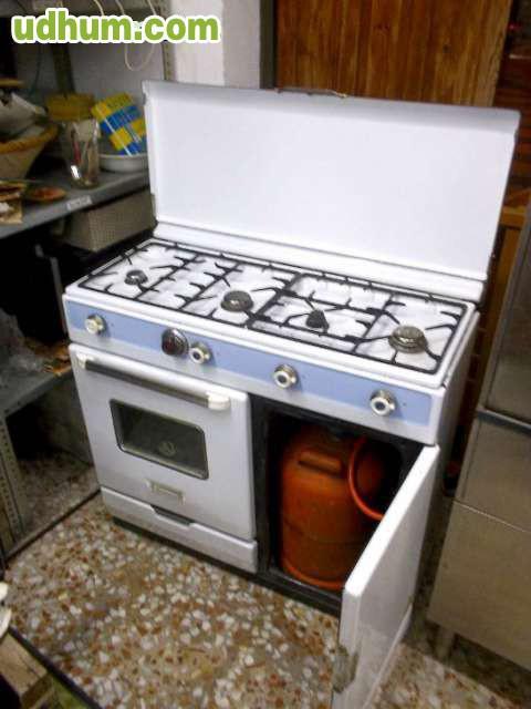 cocina semi industrial antigua