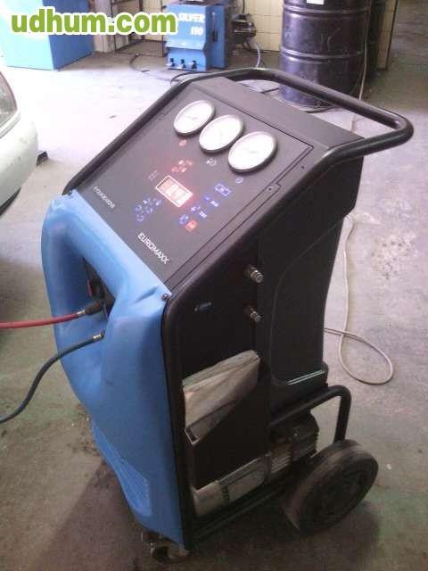 Maquina para carga aire acondicionado for Maquinas de aire acondicionado baratas