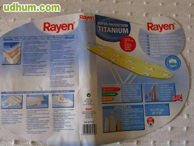 Funda de tabla de planchar rayen - Tabla planchar rayen ...