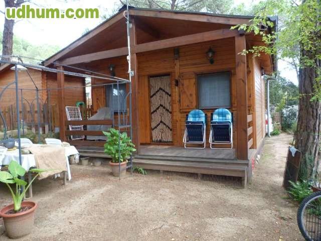 Casa de madera oferta 1 for Oferta casa madera