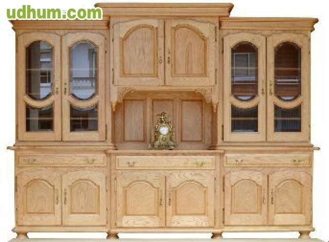 Muebles artesanales en madera de casta o - Muebles artesanales de madera ...
