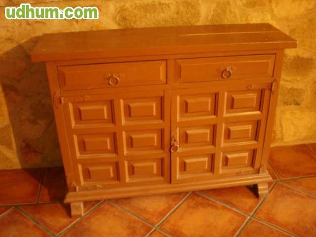 Mueble castellano antiguo - Muebles castellanos antiguos ...