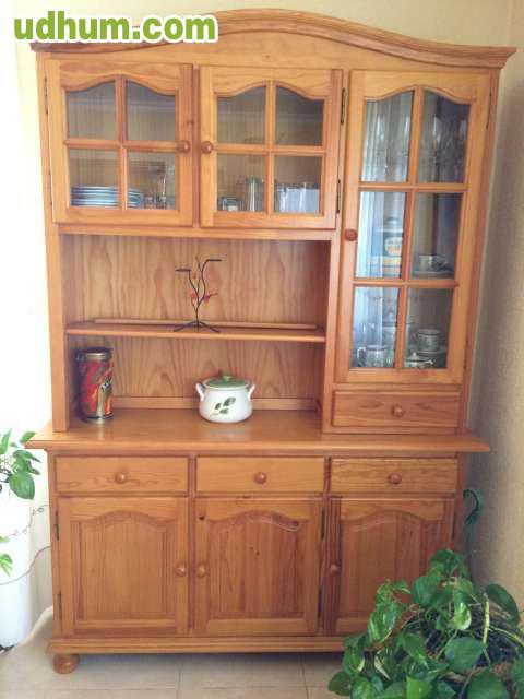 Mueble para cocina comedor provenzal for Muebles para cocina comedor