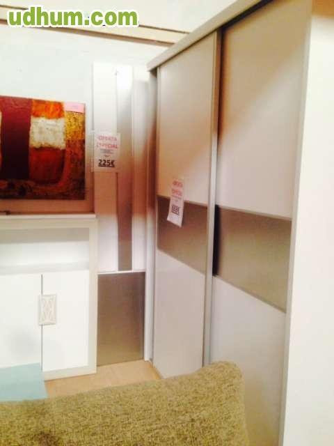 Armario de dormitorio madera barato for Armarios dormitorio baratos