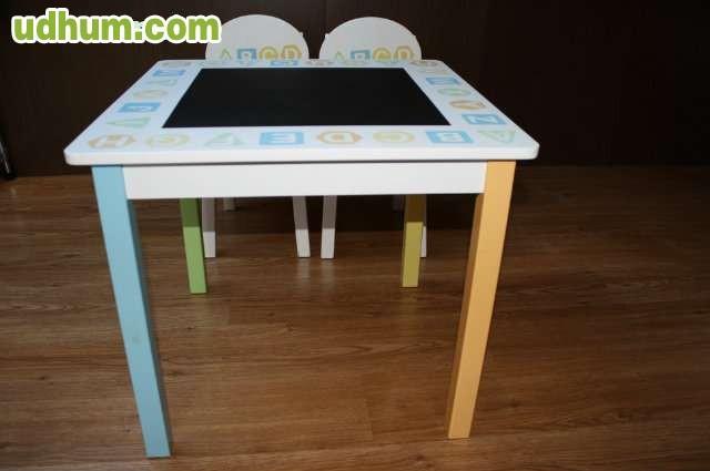 Mesa infantil ikea madera - Mesa madera infantil ...