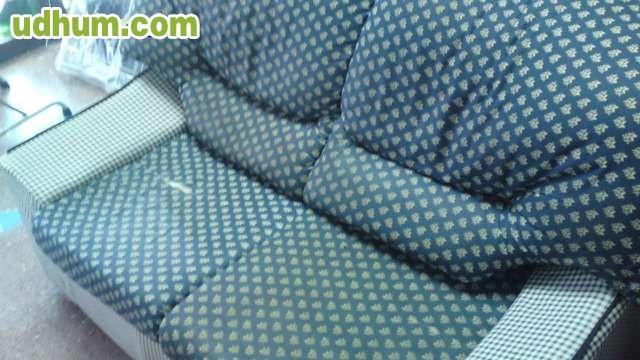 Sofa cama de 2 personas con cama de 90 for Sofa cama 90 cm ancho
