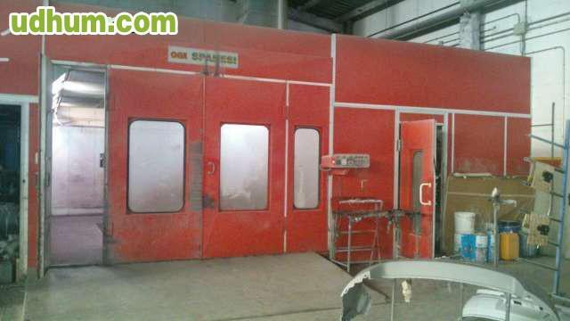 Cabina de pintura ocasion 1 - Venta de cabinas de pintura ...